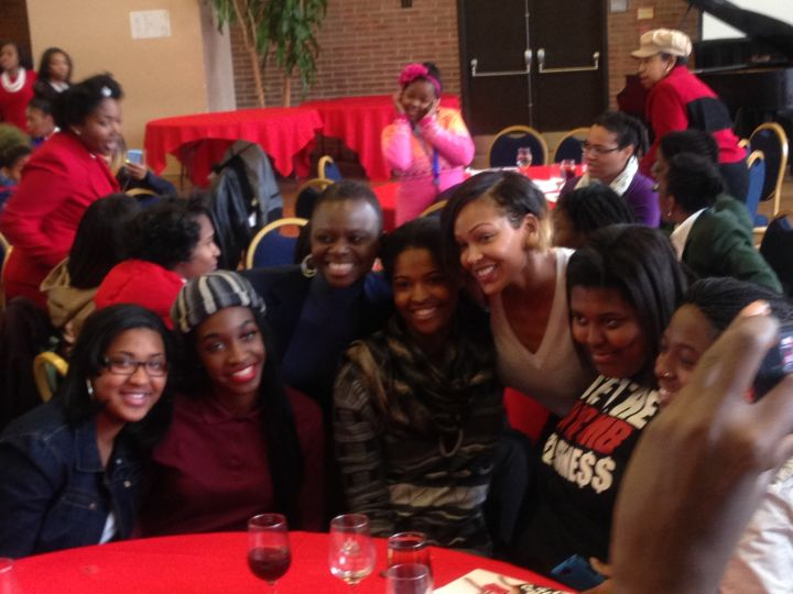Alpha Chapter, Delta Sigma Theta Sorority, Inc. Hosts The 22nd Annual Woman to Woman Conference