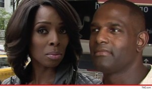 actress tasha smith and her husband keith douglas