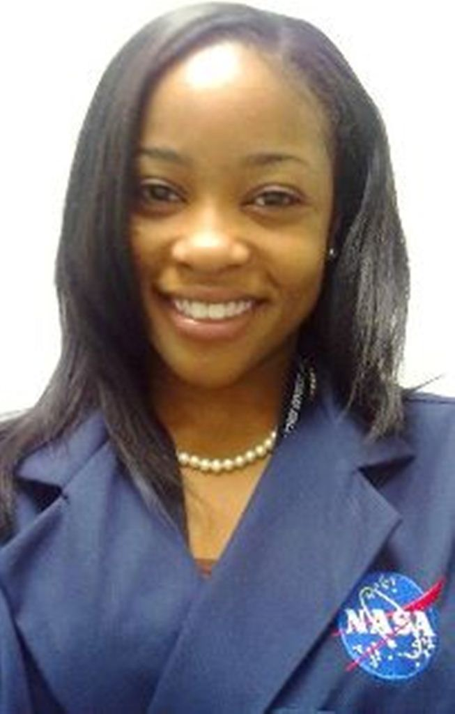 Brittany Gay - Aerospace Engineer for National Aeronautics and Space Administration (NASA) Goddard Space Flight Center (GSFC)