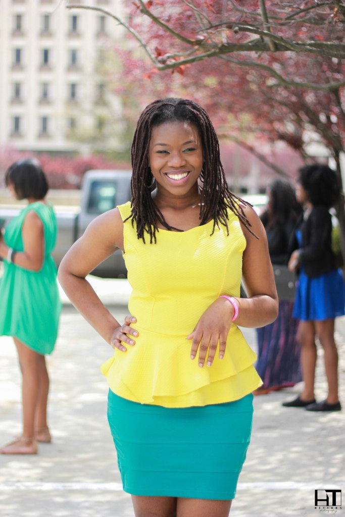 Feyi Odukoya – Founder of Project Beautify You Inc., a curriculum based leadership program designed to build the self-worth, confidence, and purpose of young females ages 12-18.