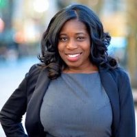 Jalisa Whitley – Community Impact Manager for The United Way of The National Capital Area and board member of the Young Nonprofit Professionals Network.