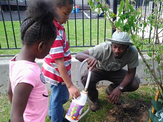 Ronnie Webb - President and Co-Founder of Green Scheme, which educates disadvantaged communities on environmental stewardship and community revitalization.