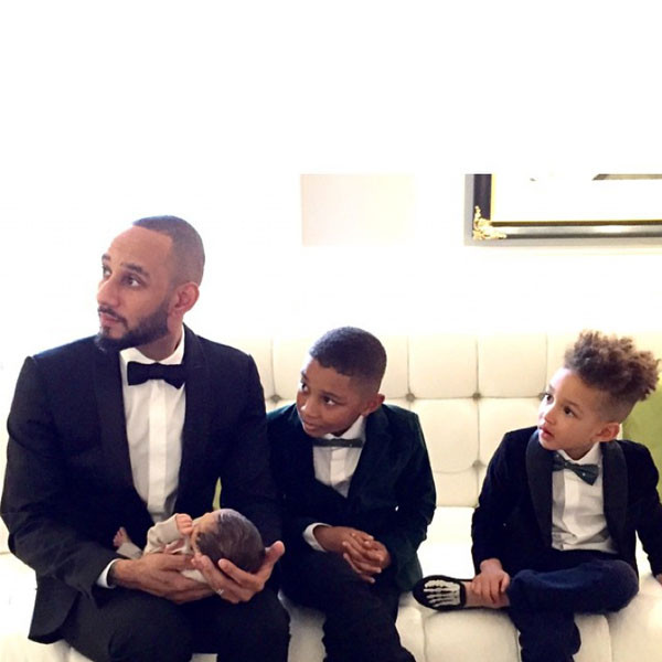 swizz and his boys