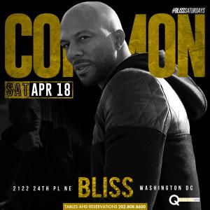 BLISS SATURDAYS Common
