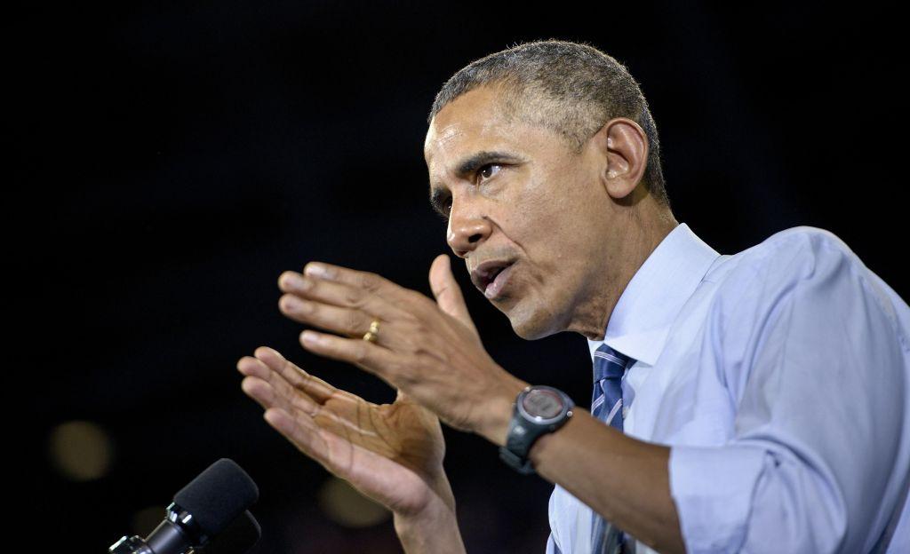 President Obama Speaks at Georgia Tech