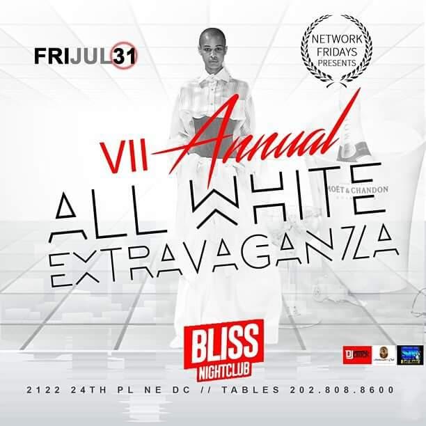 All White BLISS, pusha T