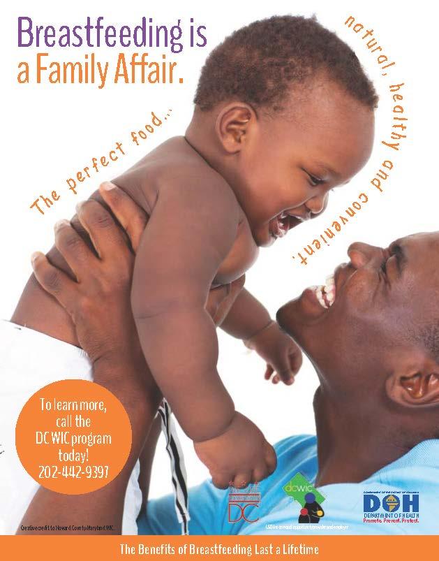 breastfeeding DC Health