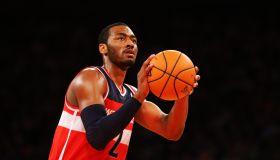 Washington Wizards v New York Knicks