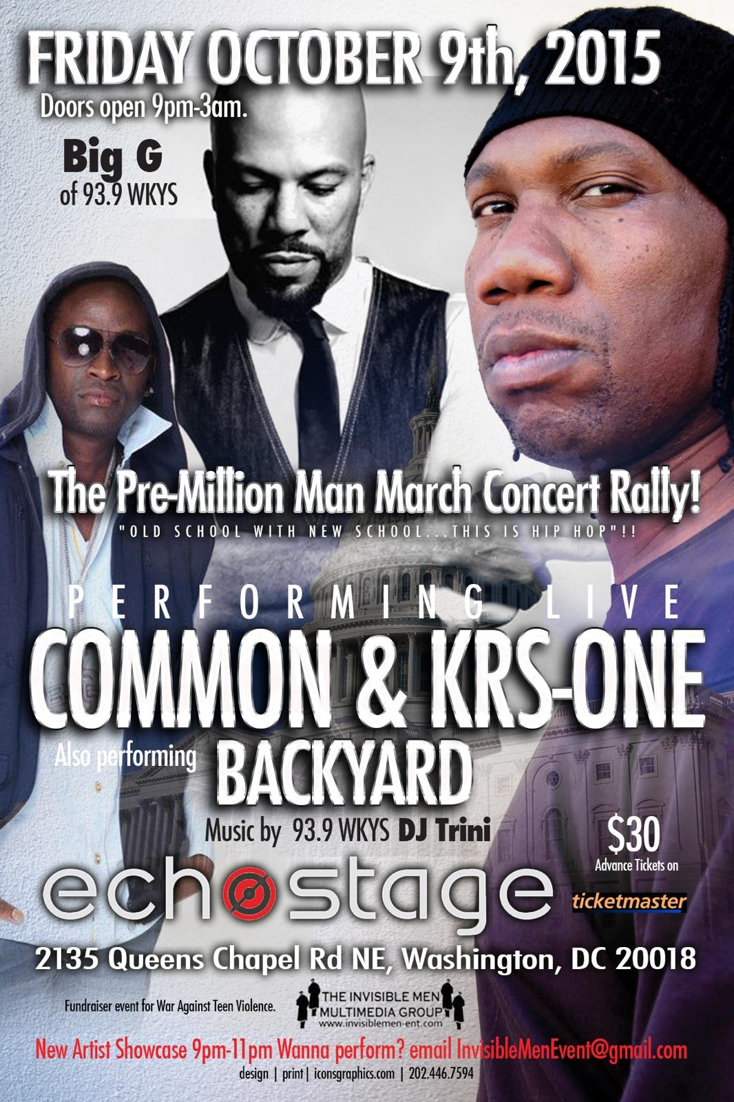 million man march concert 2