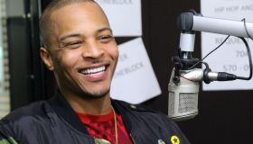 T.I. At 92.7 The Block