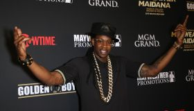 Pre-Fight Party For 'The Moment: Mayweather Vs Maidana'