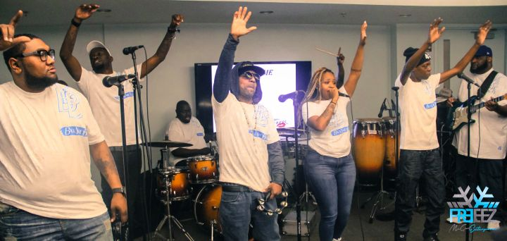 The FAM in the Morning Unplugged: Backyard Band | 101.1 ...