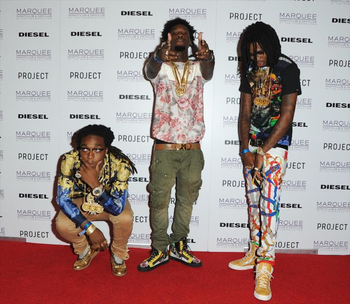 """Migos featuring Lil Uzi Vert """"Bad and Boujee"""""""