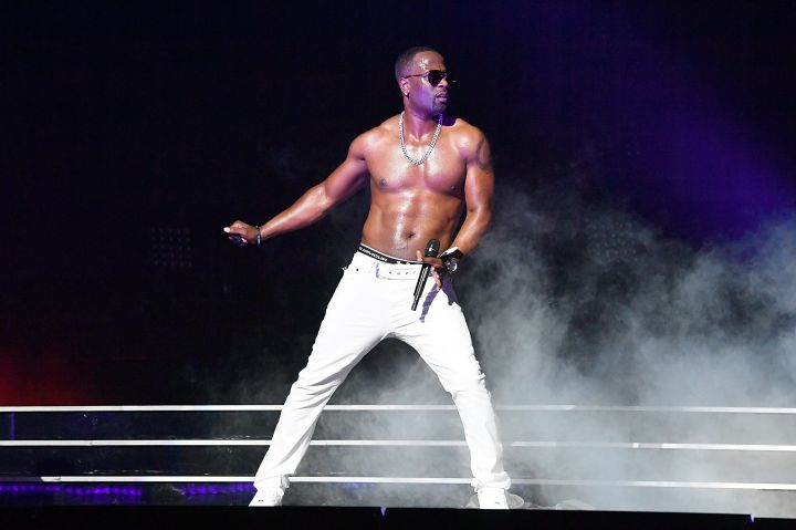 Puff Daddy And Bad Boy Family Reunion Tour At Verizon Center In Washington DC