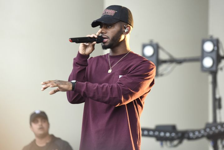 Best R&B Song: Bryson Tiller (Exchange)