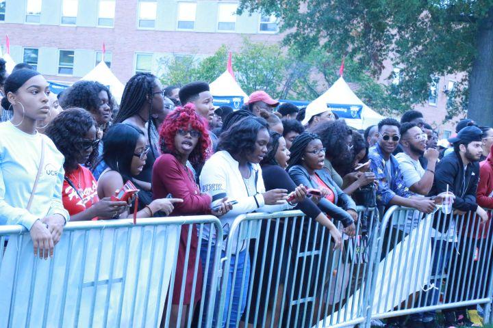 Howard University Yardfest 2016