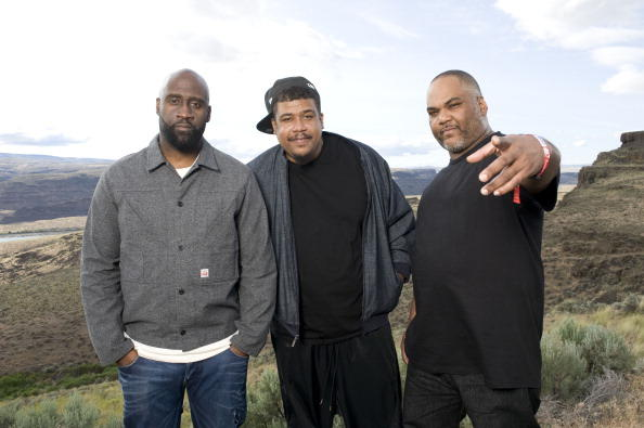 Best Rap Album: De La Soul (And The Anonymous Nobody)