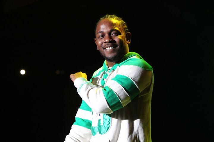 """Kendrick Lamar """"DAMN"""""""