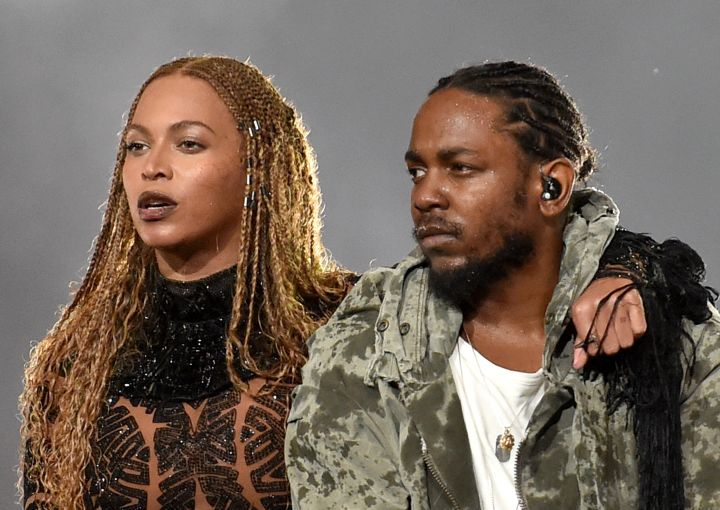 Best Rap/Sung Performance: Beyonce Featuring Kendrick Lamar (Best Rap/Sung Performance)