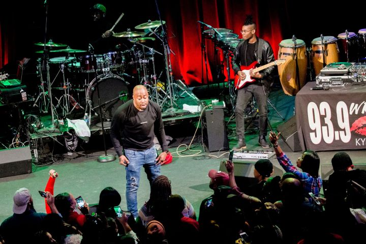 Raheem DeVaughn & Friends Charity Holiday Concert