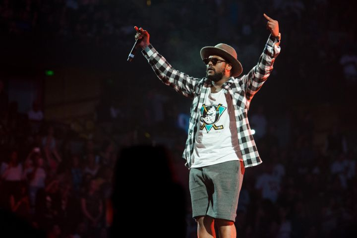 Best Rap Album: Schoolboy Q (Blank face LP)