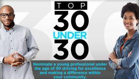 Top 30 under 30 2017