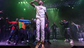 Shy Glizzy Performs at the Fillmore Silver Spring in Silver Spring, MD.