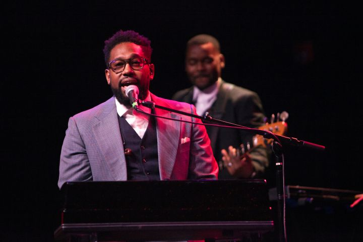 PJ Morton In Concert - Charlotte, North Carolina