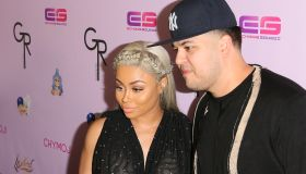 Blac Chyna Birthday Celebration And Unveiling Of Her 'Chymoji' Emoji Collection