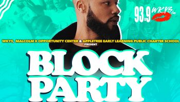 KYS Block Party With Chaz French & Will Tha Rapper