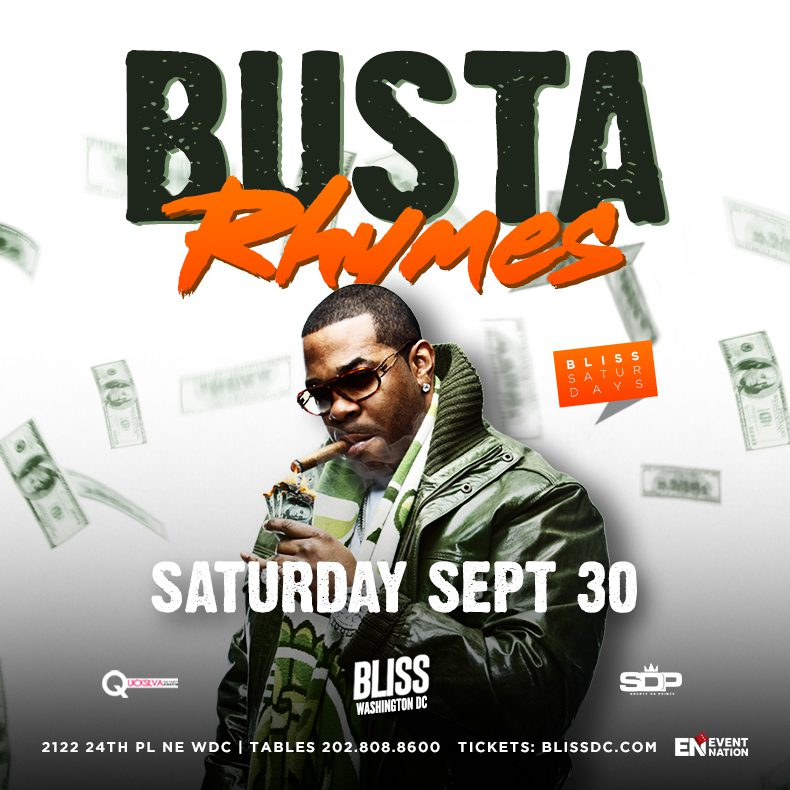 New Bliss Graphics (Busta And Hoodrich)