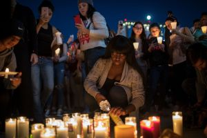 Mass Shooting At Mandalay Bay In Las Vegas Leaves At Least 50 Dead