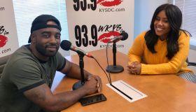 """Rob Hill Sr. Talks """"#TRUCE"""" With Dominique Da Diva"""