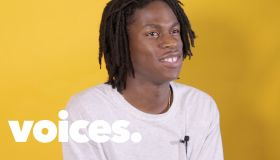 Voices: Daniel Caesar