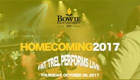 Fat Trel At Bowie State Homecoming
