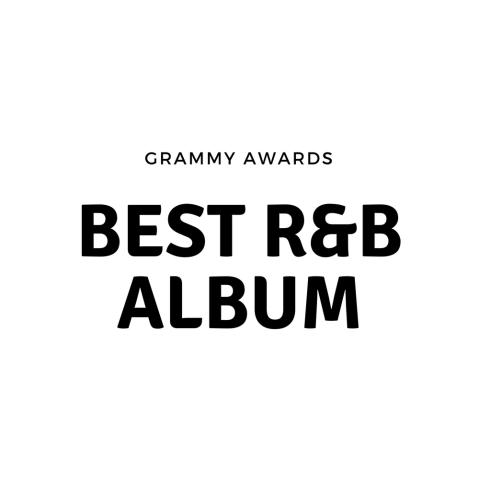 Best R&B Album