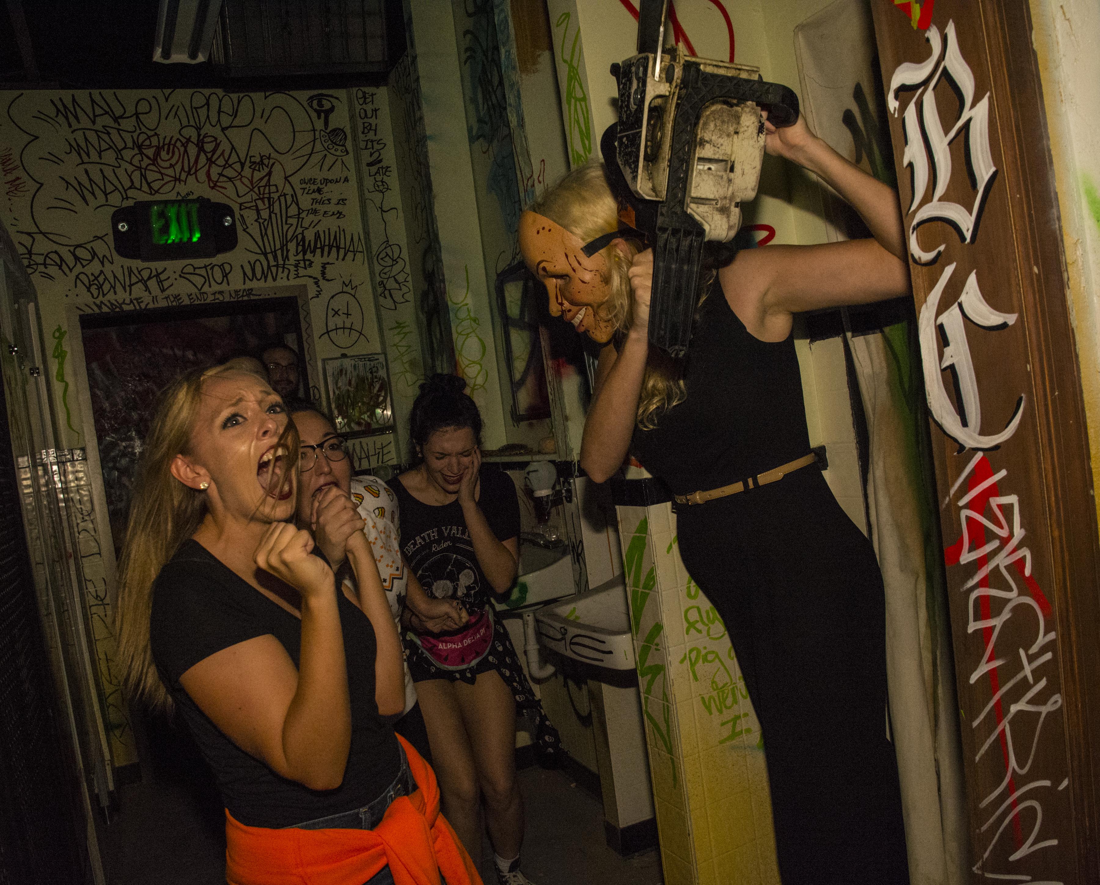 The Purge Universal Orlando Halloween Horror nights