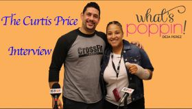 "What's Poppin' ""The Curtis Price Interview"""