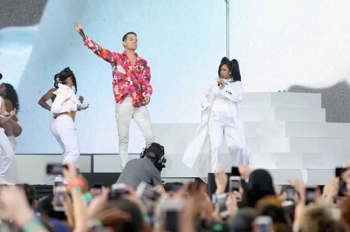 2018 Coachella Valley Music And Arts Festival - Weekend 1 - Day 3