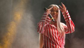 Cardi B Performs At UMass Amherst