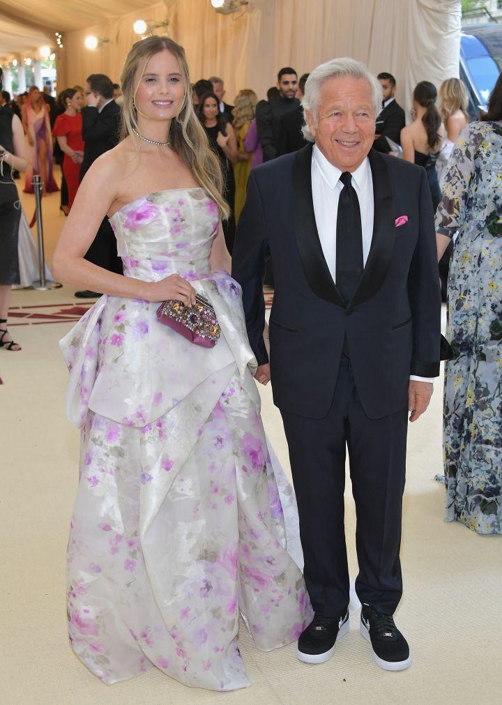Heavenly Bodies: Fashion & The Catholic Imagination Costume Institute Gala – Arrivals