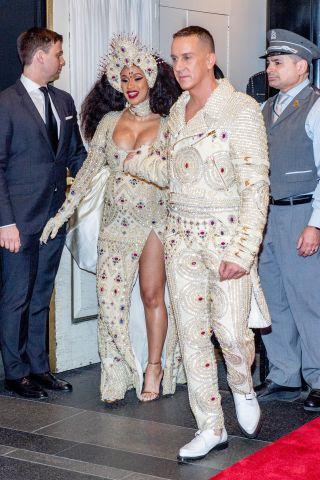 Heavenly Bodies: Fashion & The Catholic Imagination Costume Institute Gala - Sightings