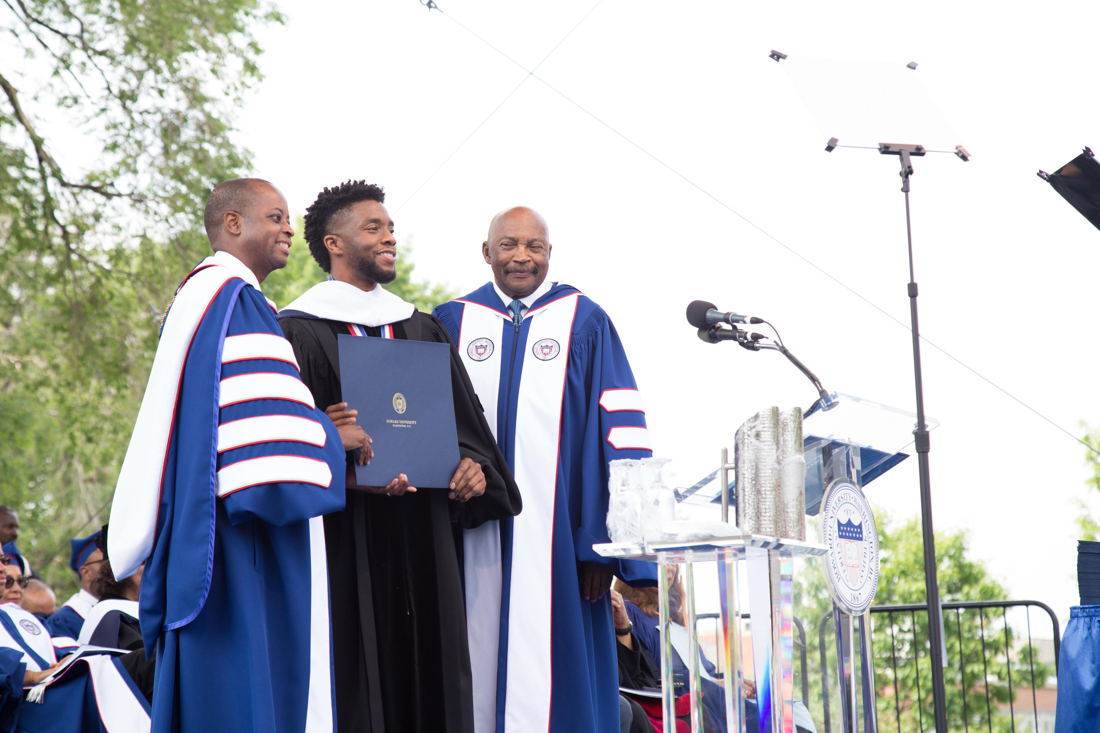 2018 Howard University Commencement Ceremony