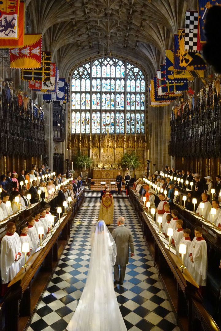 BRITAIN-US-ROYALS-WEDDING-CEREMONY