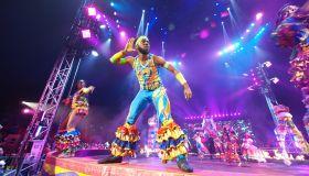 2018 Universoul Circus
