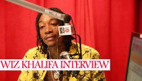 Angie Ange Wiz Khalifa Interview