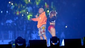 Chris Brown plays Miami