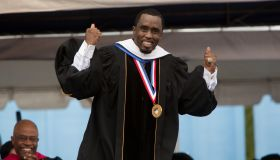 Sean 'Diddy' Combs Delivers Commencement Address at Howard University