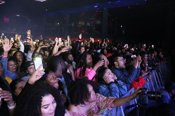 The Crowd At KYS Fest