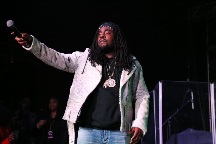 Wale At KYS Fest